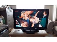 **PANASONIC**MODEL: STX-P37X10B**HD TV WITH FREEVIEW**1080p**FULLY WORKING**NO OFFERS**