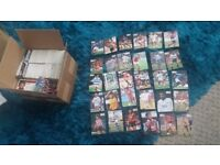 Approx 2100 football cards from early 90's
