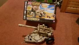 HM Forces field gun