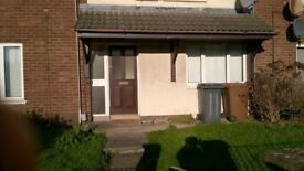 Great 3 Bed Ground Floor Flat Braniel Only £122 per week