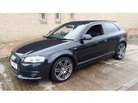 Audi A3 BLACK EDITION 170 *DIESEL* S-LINE