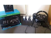 Logitech shifter | Video Game Controllers For Sale - Gumtree