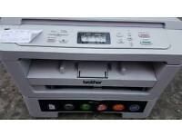 Brothers multifunction laser printer fully working in excellent condition