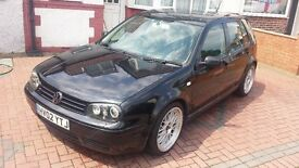 GOLF MK4 GT PD 130BHP Diesel 2002 Model Clean!