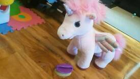 Interactive unicorn