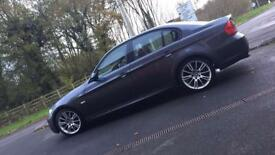BMW 320D M-Sport 2.0 Diesel manual, Leather