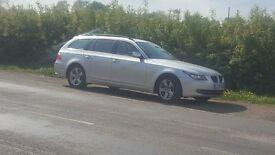 BMW 5520d estate