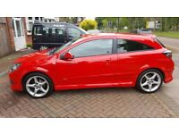 Vauxhall Astra 1.6 SXI Factory Fitted XP Kit, 3 Door Hatchback 2009 Red HPI Clear FSH Good First Car