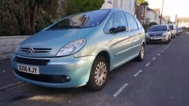 Very nice condition xsara picasso 1.6 HDI 2006 year only 87000 mileage