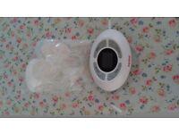 Nuby electric digital breast pump