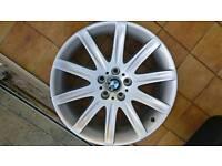 bmw 19 inch alloy wheel