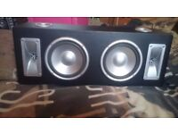 ** VERY REAR SYSTEM / CAR OR HOUSE SUB/SPEAKER FOR SALE **