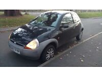 2007/57 Ford Ka, 12 Months MoT - no advisories! 74k miles, Service history