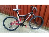"""Muddyfox recoil24"""" mountain bike"""