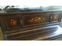 Free Upright Piano must collect