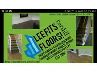 Floor fitting Wood, laminate, vinyl & carpet cardiff