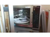 Sharp R959(SL)M-AA 40 litre 900W Microwave Oven with Grill and Convection