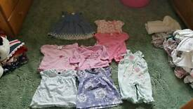 Baby girls 3-6 months bundle