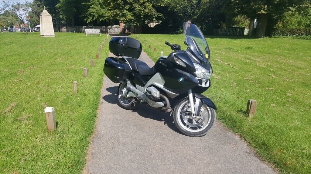 Bmw R1200rt For Sale Heated Seats Grips Cruise Control Abs Full Luggage Sat Nav Mount Fsh In Didcot Oxfordshire Gumtree