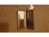 Brand new Moschino leather purse