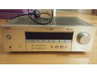Yamaha av reciever/amplifier