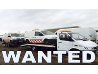 Volkswagen caddy transporter van wanted!!!