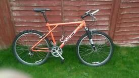 Retro gt arrowhead bike