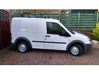 Ford transit connect van 59 plate great van very clean and tidy.