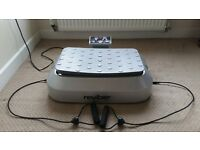 Reviber Vibration Plate with resistant bands