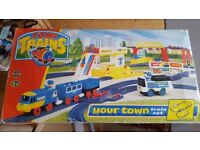 Tomy Trains Your Town Train Set