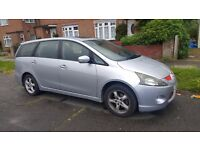MITSUBISHI GRANDIS 07^^RARE AUTOMATIC^^7 seater- GREAT CAR-FULL MOT-HPI clear-FULL SERVICE - MAY P/X