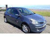 06 RENAULT CLIO 1.4 DYNAMIQUE ***72,000 MILES***LOTS OF SERVICE HISTORY***£1250ono***