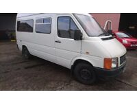 VW Campervan, Van has just had new timing belts, full service and Mot until April 19, Very reliable