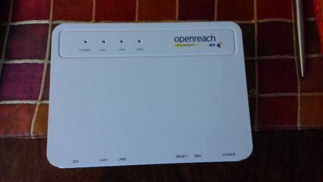 BT Openreach Huawei VDSL / FTTC Fibre Modem | in Bridge of Don, Aberdeen |  Gumtree