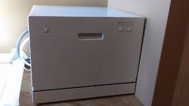 Tabletop/compact dishwasher