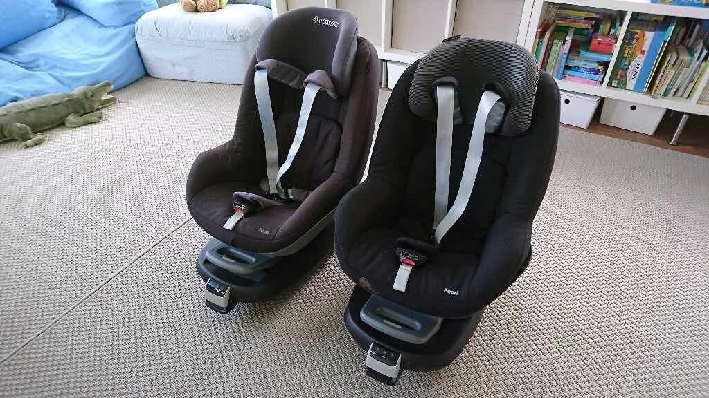 2x maxi cosi pearl plus familyfix isofix base in orpington london gumtree. Black Bedroom Furniture Sets. Home Design Ideas