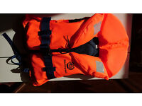 Marinepool Child Buoyancy Life Jacket (weight 10-20Kg - EN395-100N)