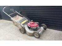 Honda engine Lawnflight Mower 53cm Rotary mower - aluminium deck
