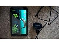 Samsung Galxy Tab 3 SM-T210 Black