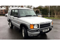 2001 LAND ROVER DISCOVERY 2.5 TD5 GS AUTO, 7 SEATER, IMPRESSIVE SERVICE, CLEAN TRUCK/ 4X4