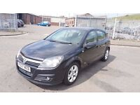 2007 Vauxhall Astra SXI Twin Port 1.4 Petrol 5 Door 10 Month MOT Full Service History..