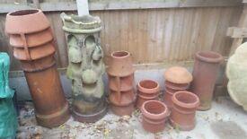 job lot of pots many uses