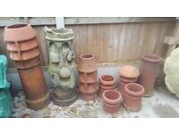 job lot of pots many uses