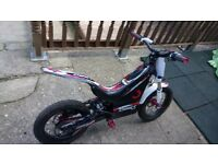oset 16 racing trials bike