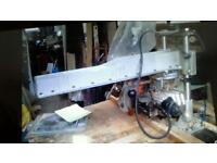 Professional Super-pro Radial arm saw