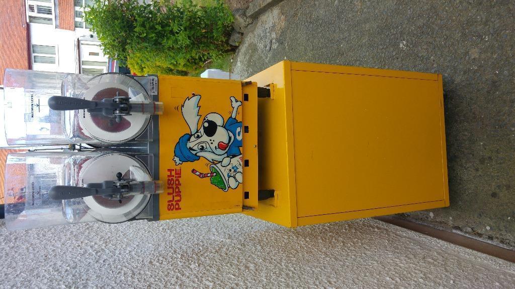 slush puppy machine for sale