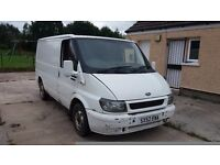 2003 ford transit spares or repairs