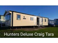 Caravan for rent Craig Tara. 8 Berth/3 Bedroom