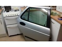 SAAB 95 ESTATE REAR DRIVERS DOOR 2001 TO A 2005