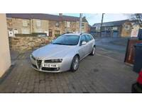 Alfa Romeo 159 1.9jtdm, 2010 estate,